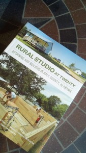 "The book ""Rural Studio at Twenty"""