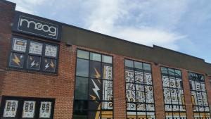 Moog Asheville